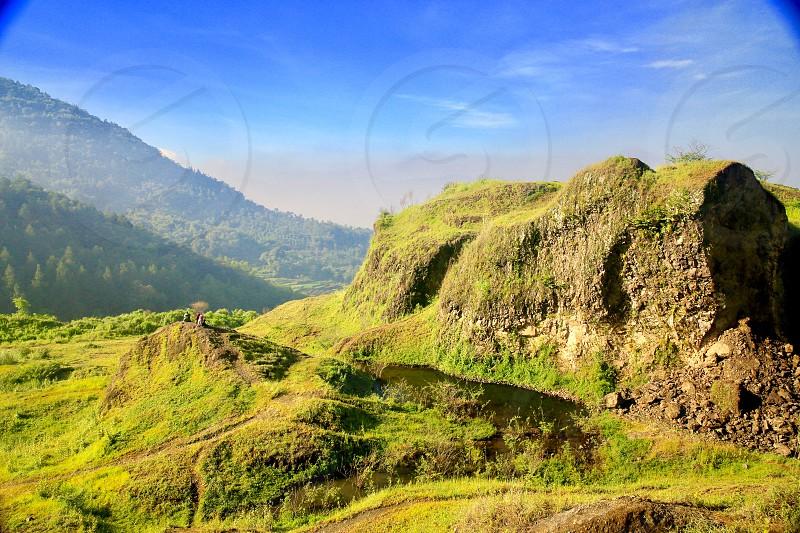 Geulis Hill Jatinangor Sumedang West Java indonesia photo
