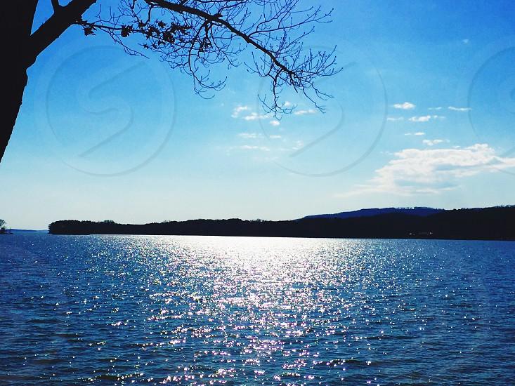 Goosepond Colony in Scottsboro Alabama outdoors water daytime sunshine  photo