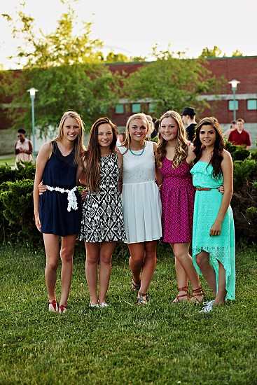 group of girls photography photo