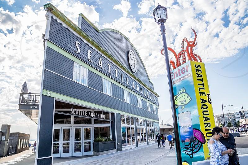 Seattle Aquarium photo