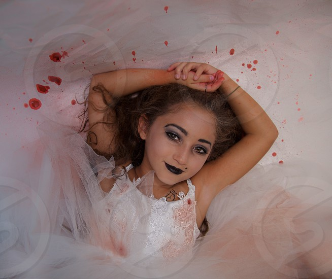 Halloween bride of chucky child's play photo