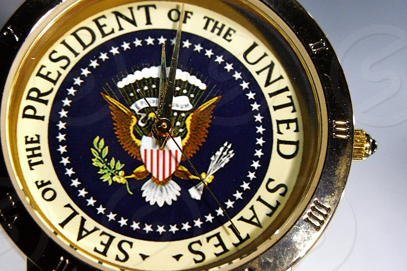 seal of the president of the united states photo