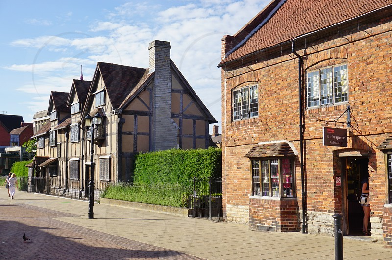 Shakespeare's Birthplace in Stratford upon Avon photo