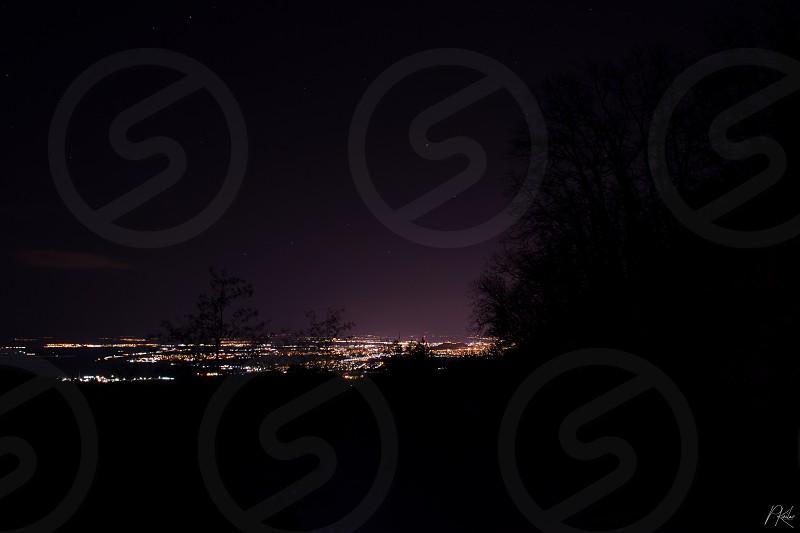 Night photography  photo