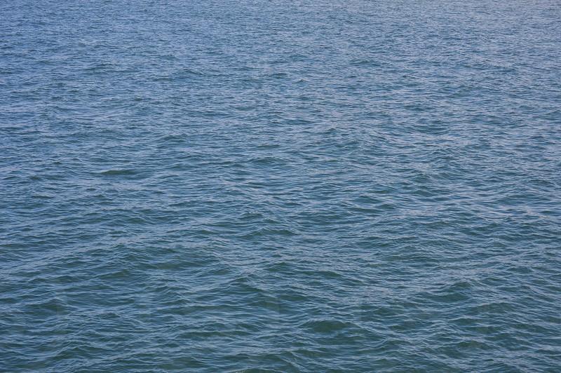 blue sea during daytime photo