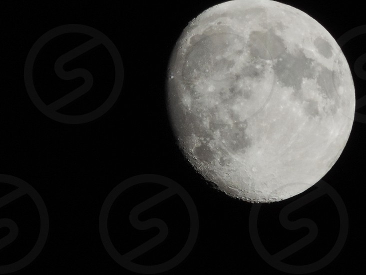 The Moon.  photo