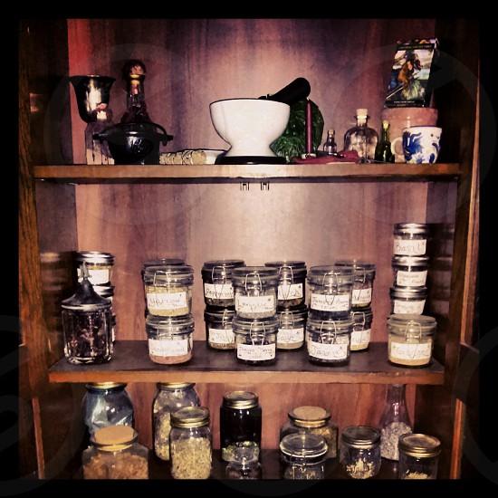 herbal trade tools photo