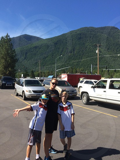 Glacier National Park vacation!!!  photo