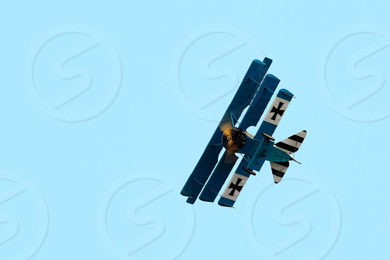 Great War Display Team - Fokker DR1 Triplane photo