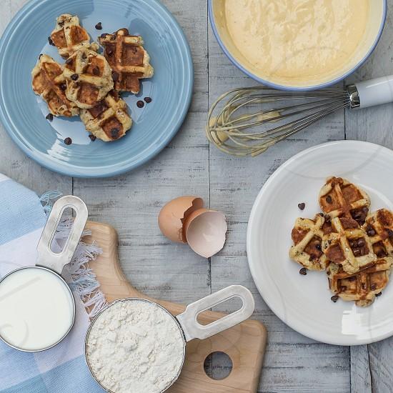Waffles for Breakfast photo