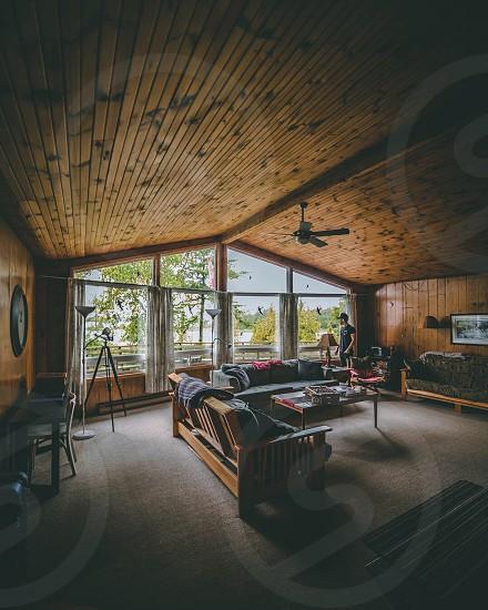 Cabin life photo