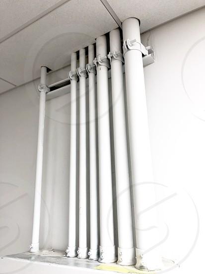 Metal conduit  photo