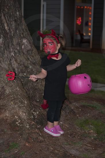 Halloween Devil  photo