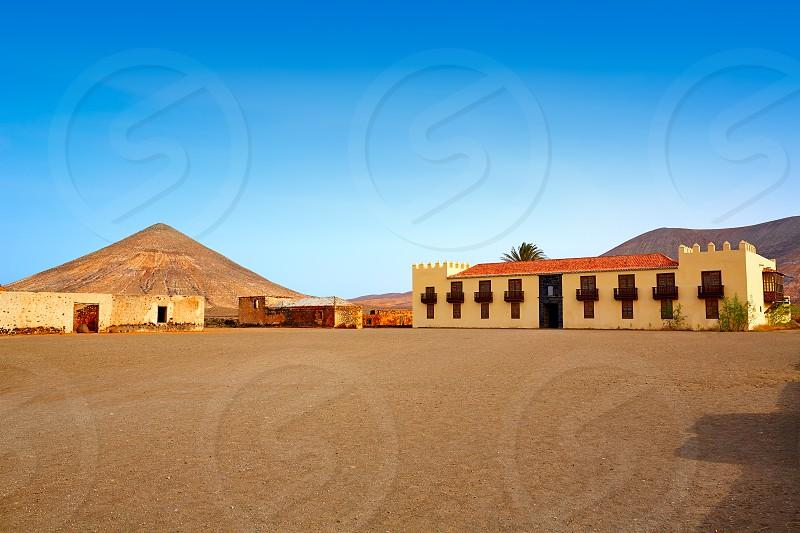 Casa de los Coroneles Fuerteventura La Oliva at Canary Islands of Spain photo