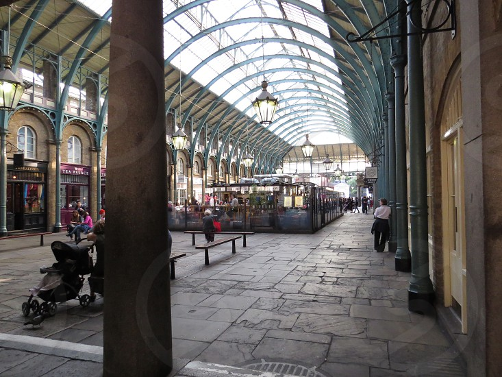 Covent Gardens London                   photo