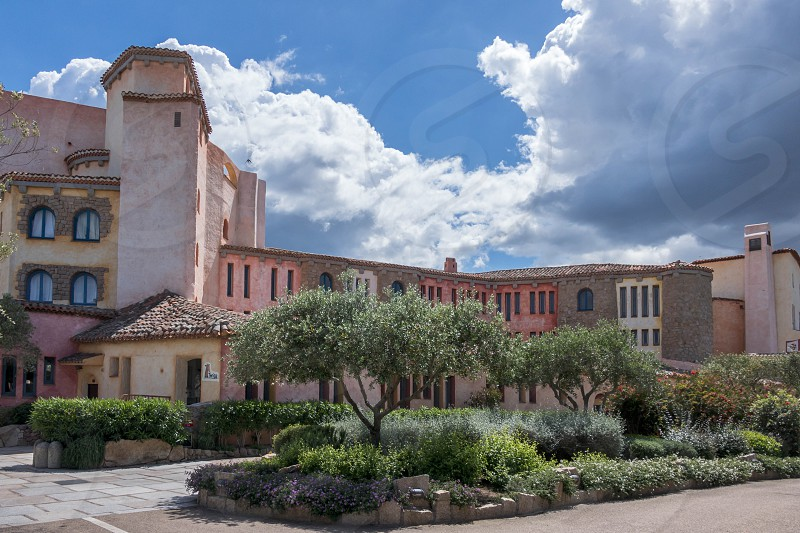 Hotel Cala Di Volpe Sardinia photo
