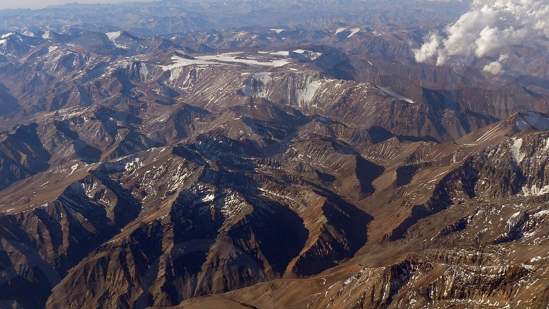 Andes. photo