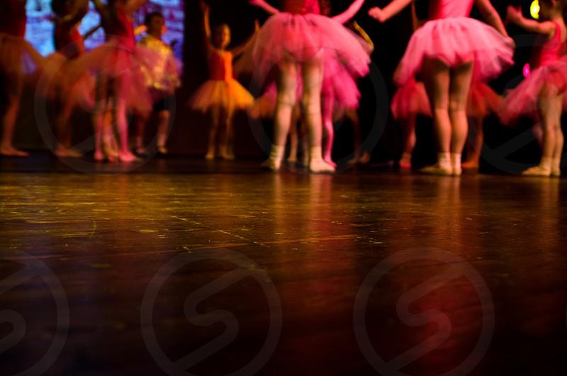 dancing. ballet. photo