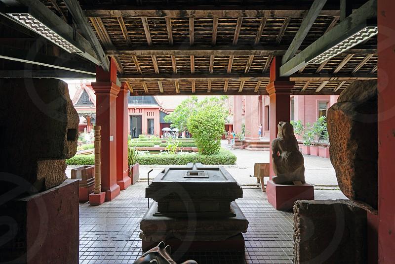 National Museum of Cambodia - Phnom Penh Cambodia photo