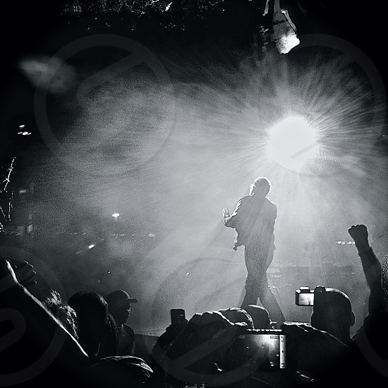 'Sometimes you can't make it on your own.' - Bono // U2360 Tour photo
