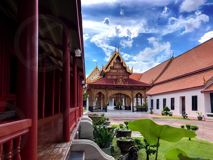 museum national bangkok thailand history thai architecture gallery building art travel culture ancient tradition old grass beautiful asia traditional landmark famous monument temple royal attraction tour government religion pagoda garden antique tourism buddhism capital shrine decoration outdoor pavilion sculpture statue exterior phranakorn golden classic wat exhibition palace hall yard majesty photo