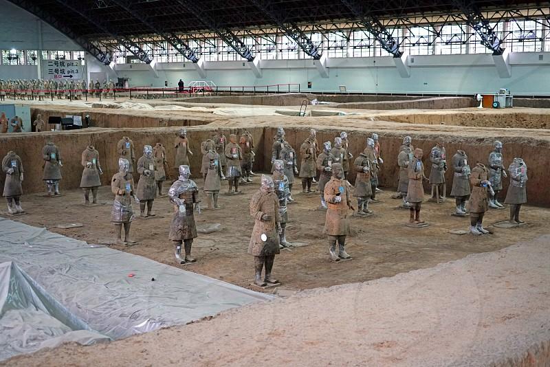 Terracotta Army - Xi'an China photo