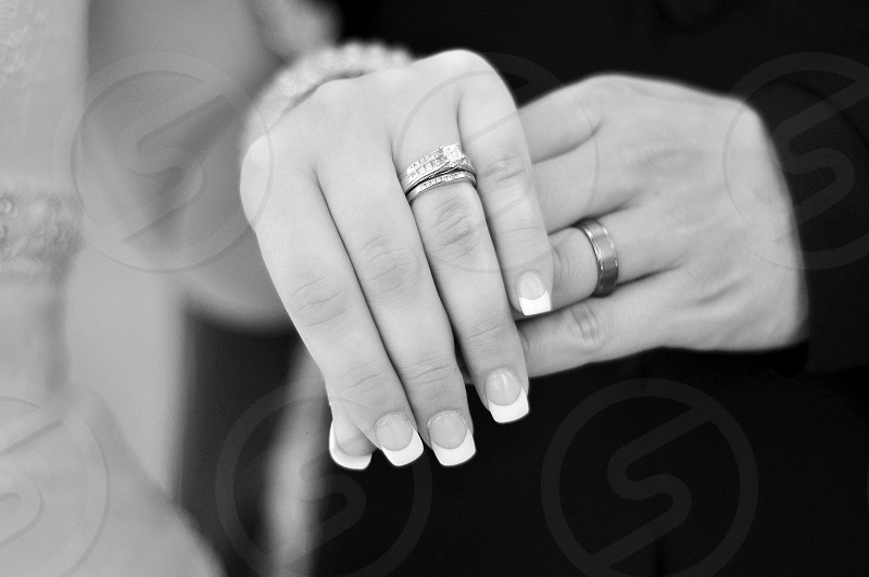 Wedding rings (J/K wedding) photo