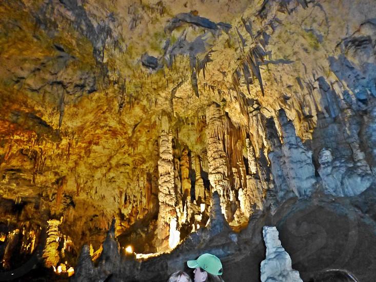 Postojna Cave - Slovenia. photo