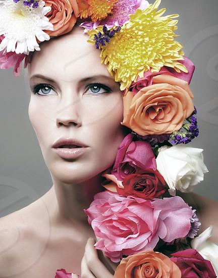 Fashion photo shoot for clothing line photo