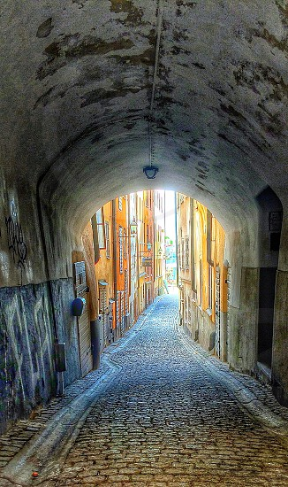 alley photography photo