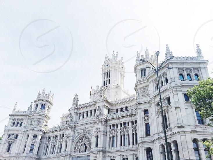 Madrid photo