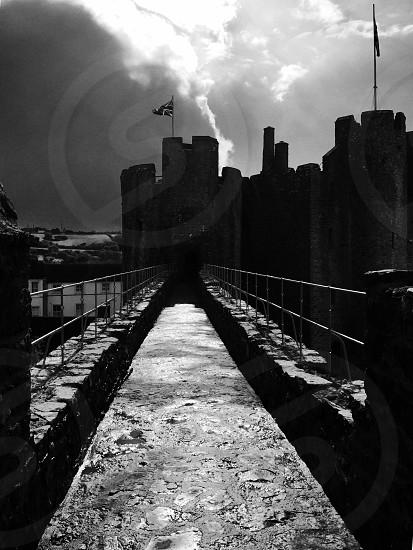 Pembroke castle - Wales photo