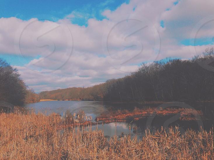cloudscape photography  photo