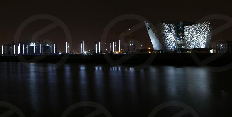 Titanic building Belfast photo