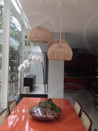 luxury house Chendelier   interior  photo