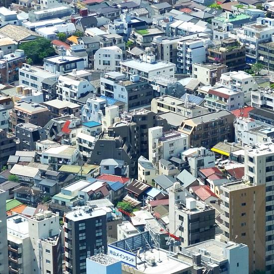 city over veiw  photo