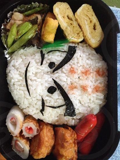 lunchbox クリリン  photo