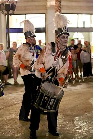 Zombie Drummers photo