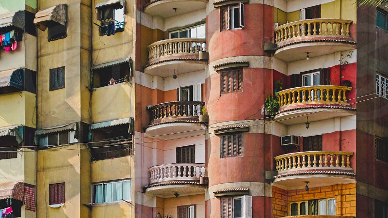 Flats in Cairo photo