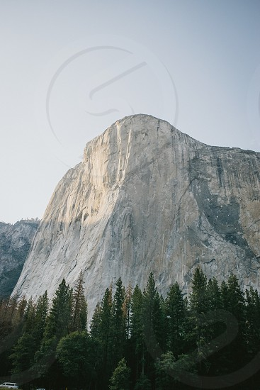 Yosemite national park photo