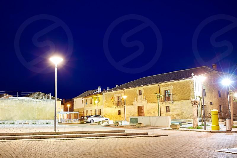 Villalcazar de Sirga the Way of Saint James in Palencia photo
