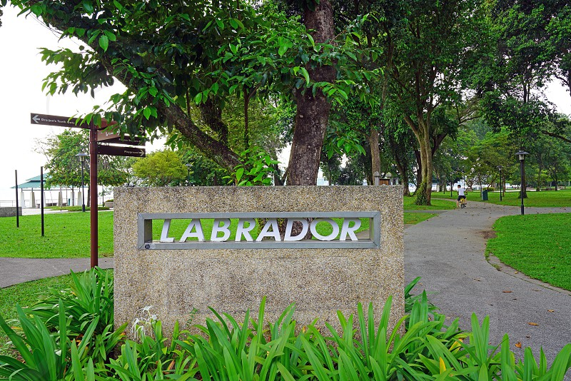 The Labrador Nature Reserve in Singapore photo