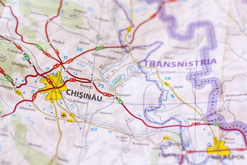 Chișinău kishinev Moldova Eastern Europeanmap photo