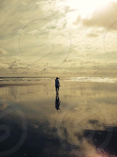 The Oceans Mirror photo