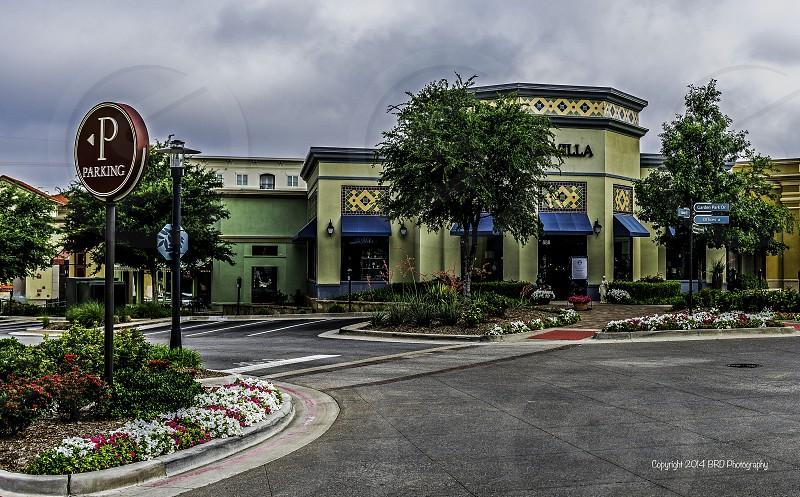Retail area photo