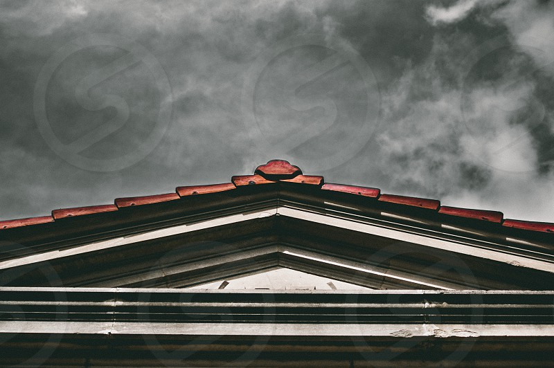 Moody Old Architecture Bold photo