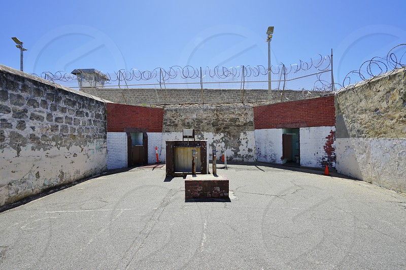 Fremantle Prison - Perth Western Australia photo