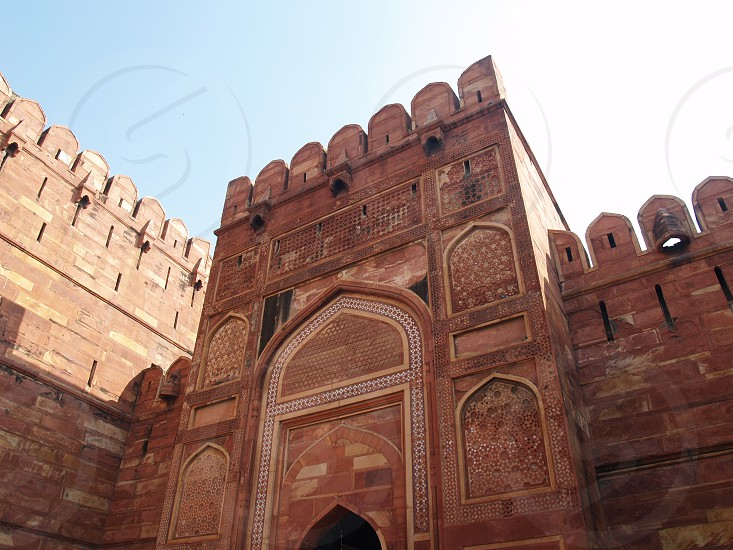 Agra Fort Agra India photo