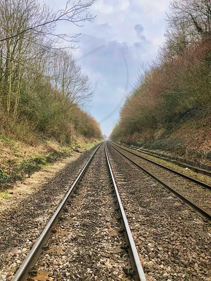 Train theme photo