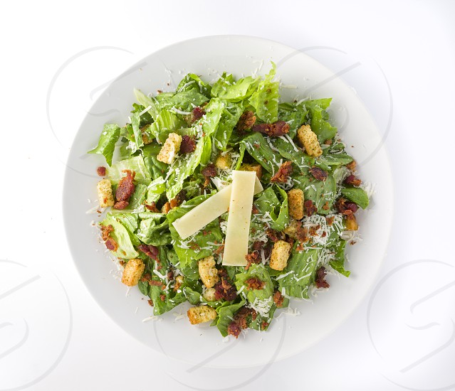 Caesar Salad 2 photo